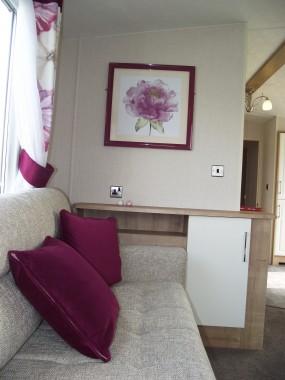 Victory Capri Lounge Detail