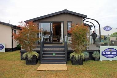 Pathfinder County Retreat 50x22 holiday lodge