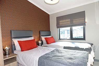 Tingdene Kudos Twin Bedroom