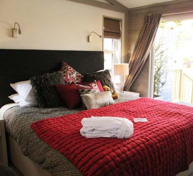 Summit master Bedroom