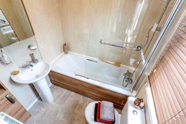 Pemberton Brompton Bathroom Wide Shot