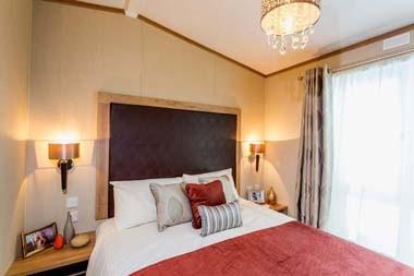 Pemberton Brompton Master Bedroom Wide