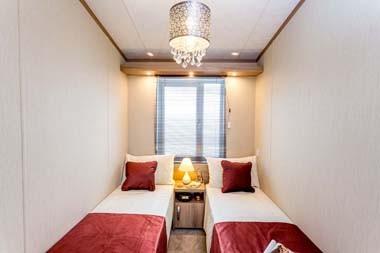 Pemberton Brompton Twin Bedroom Wide