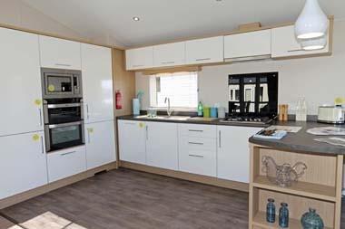 Willerby Pinehurst Lodge Kitchen