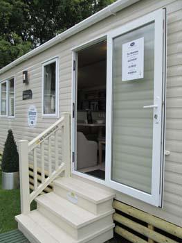 ABI Blenheim Ext Main Entrance Door