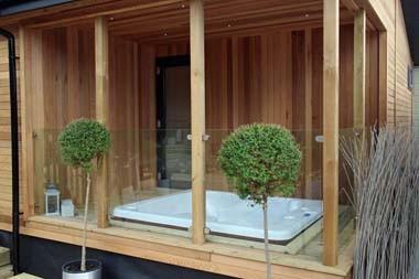 Pathfinder Fairway Lodge Balcony