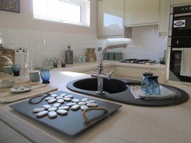 Pathfinder Thorverton Kitchen Detail