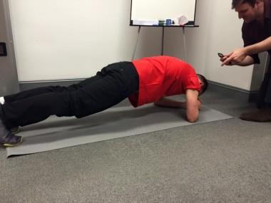 Plankiry plank