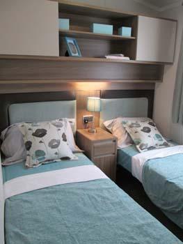 Chamonix Twin Beds
