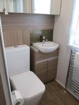 Chamonix washroom
