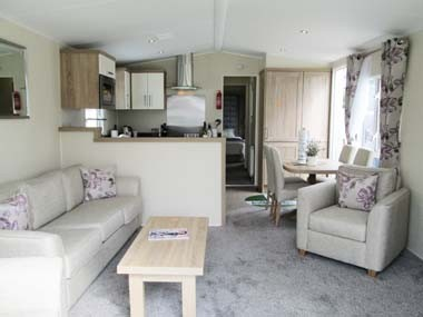 Willerby Sheraton Lounge Centre