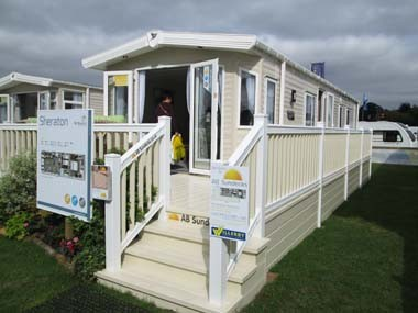 Willerby Sheraton Right Front Profile
