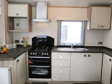 Carnaby Oakdale Kitchen Wide