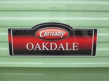 Carnaby Oakdale Sign