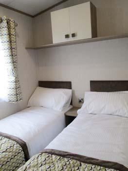 Carnaby Oakdale Twin Bedroom (v)