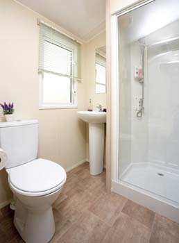 Moonstone Shower Room