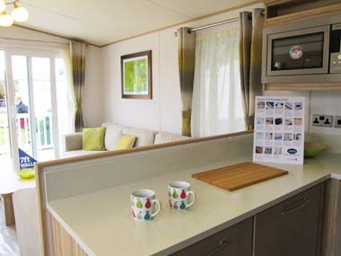 Harewood Kitchen Counter