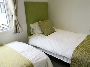 Harewood Twin Bed Detail