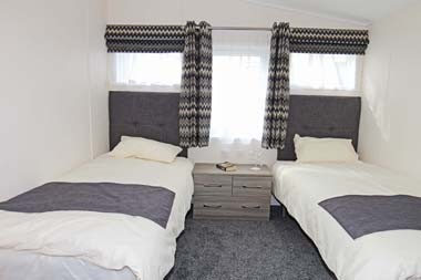 Victory Pathview Twin Bedroom