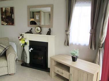Carnaby Helmsley  Fireplace