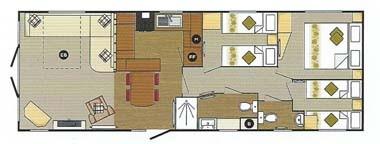 Carnaby Helmsley  Floor Plan