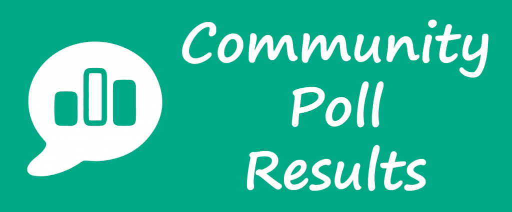 Community Poll Results (featured) 1300x540