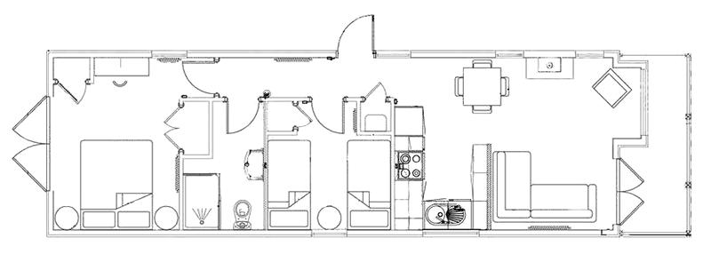 Pathfinder Croft floorplan