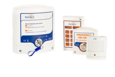 Ramtech alarm system