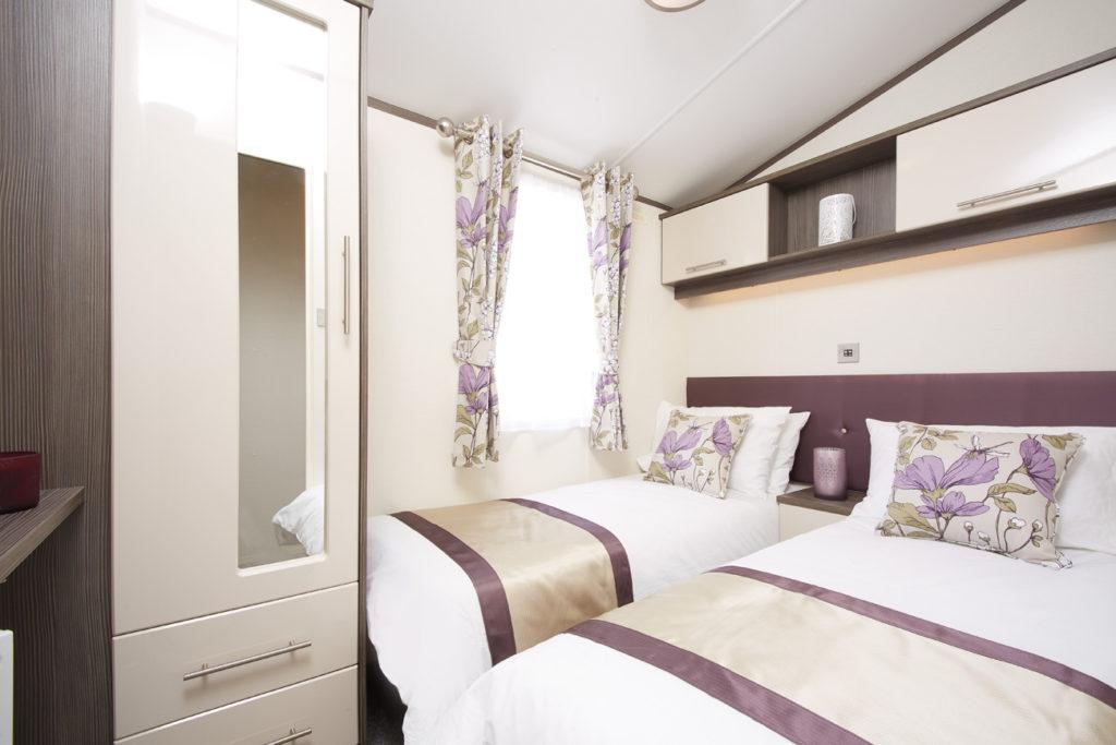 Atlas Portfolio twin bedroom