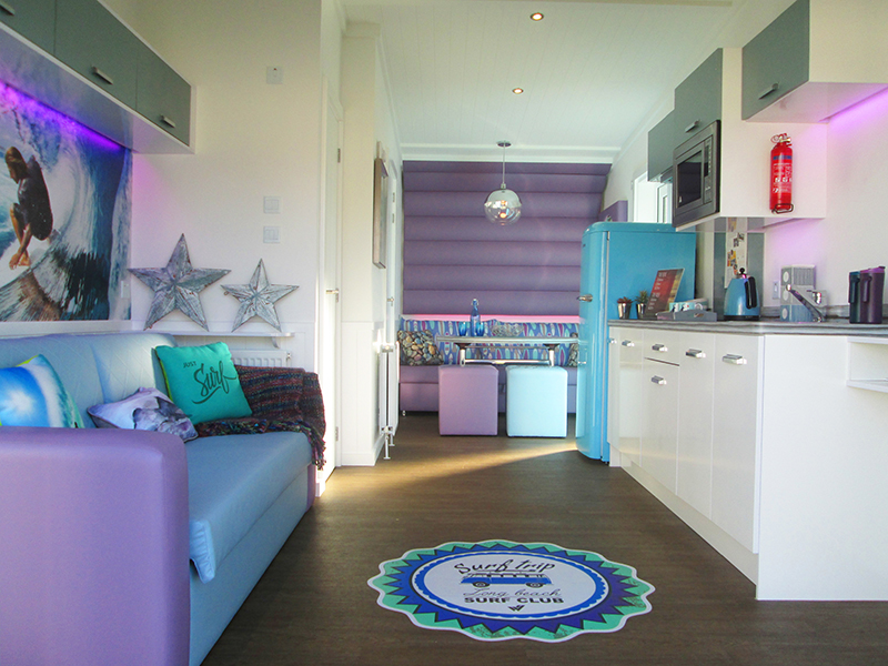 Willerby Reef interior