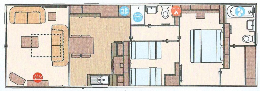 ABI Beaumont floor plan