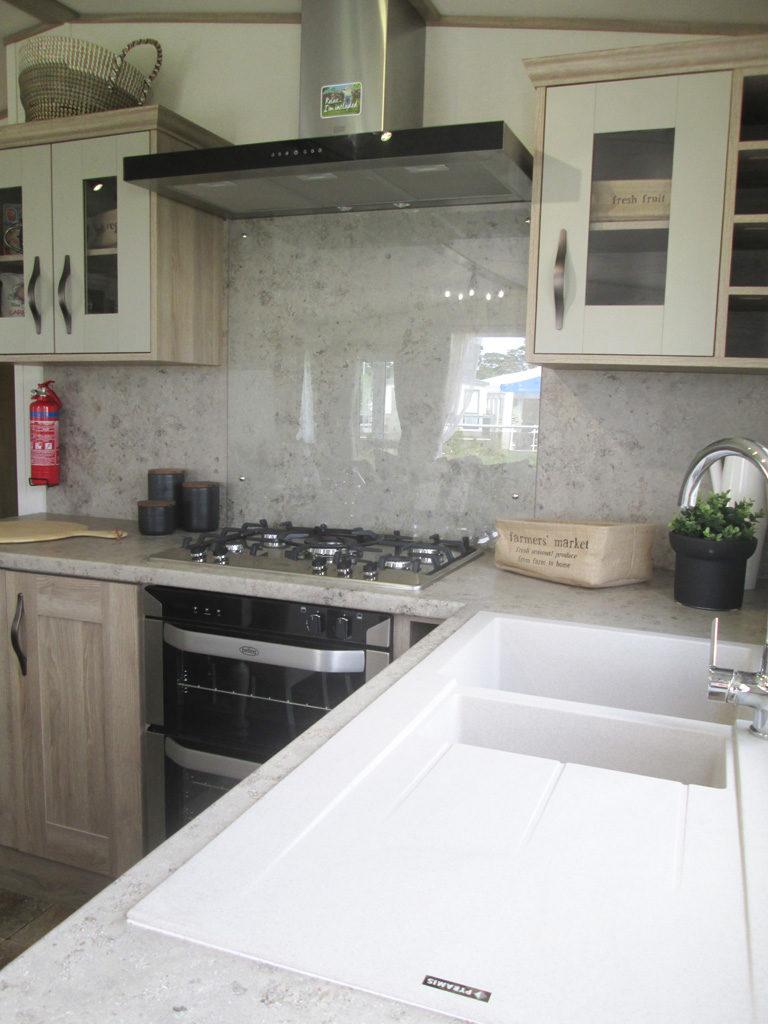 ABI Beaumont kitchen sink