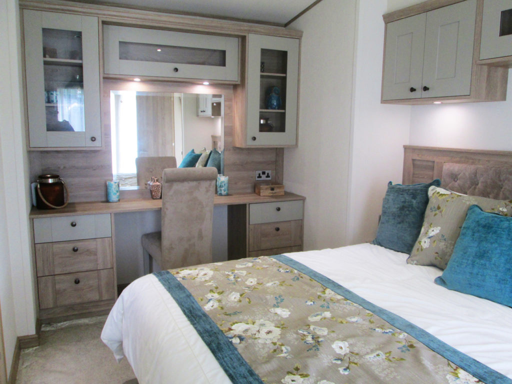 2017 abi beaumont static caravan review leisuredays news Vanity for master bedroom