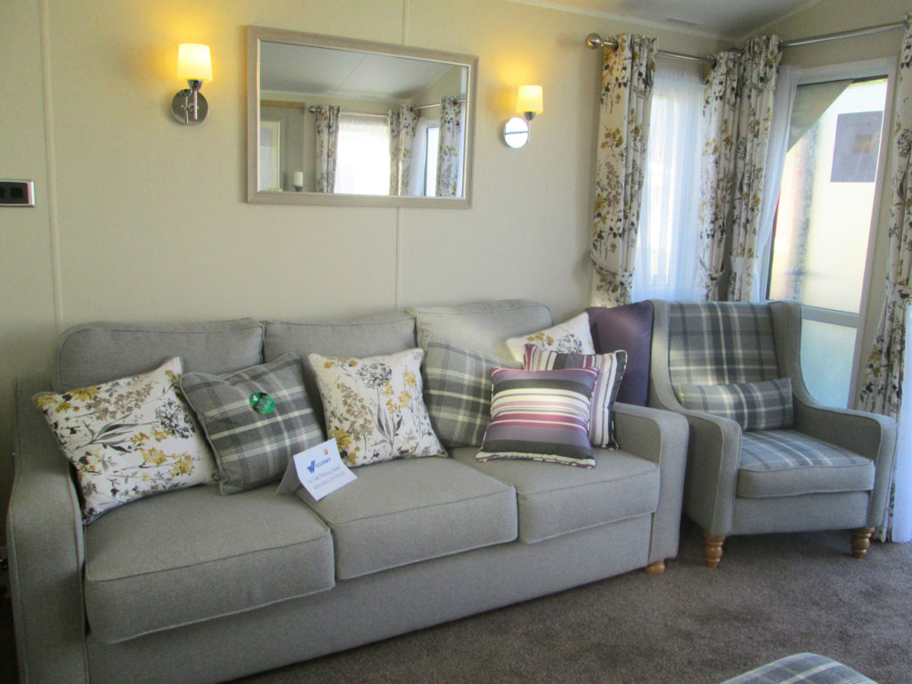 Willerby Vogue lounge seating