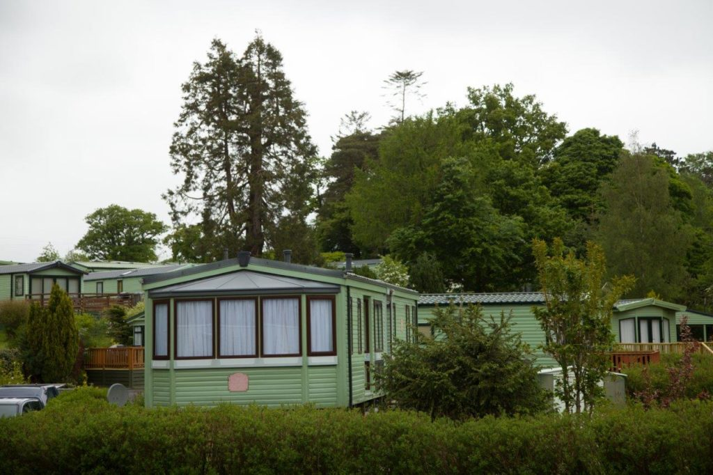 Caravan park_winter checks