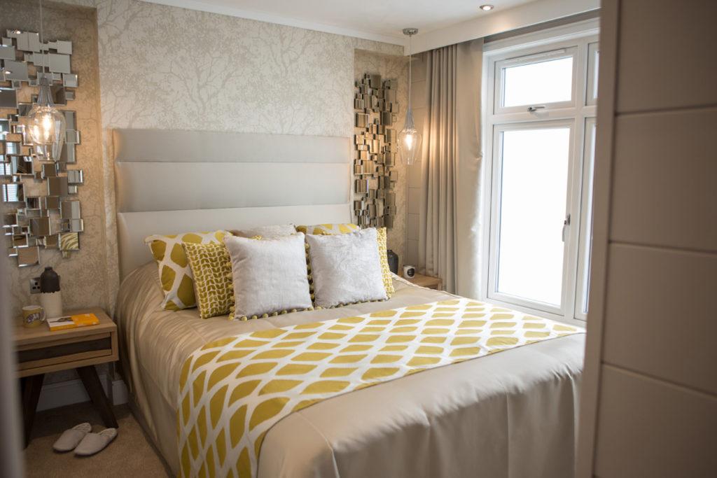 2017 Prestige Lookout Master Bedroom