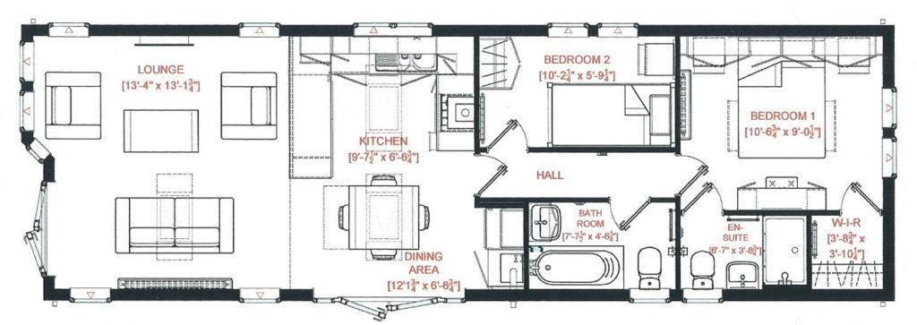 Omar Manhattan Floor Plan