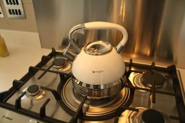 New kettle for caravan