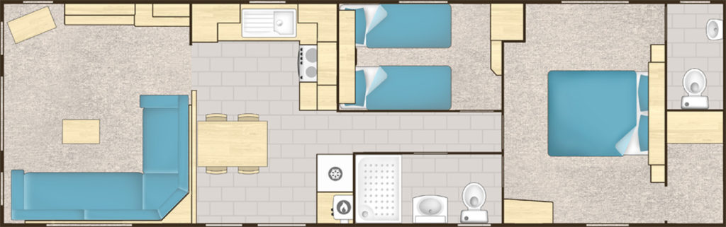 Victory Torino Floor Plan