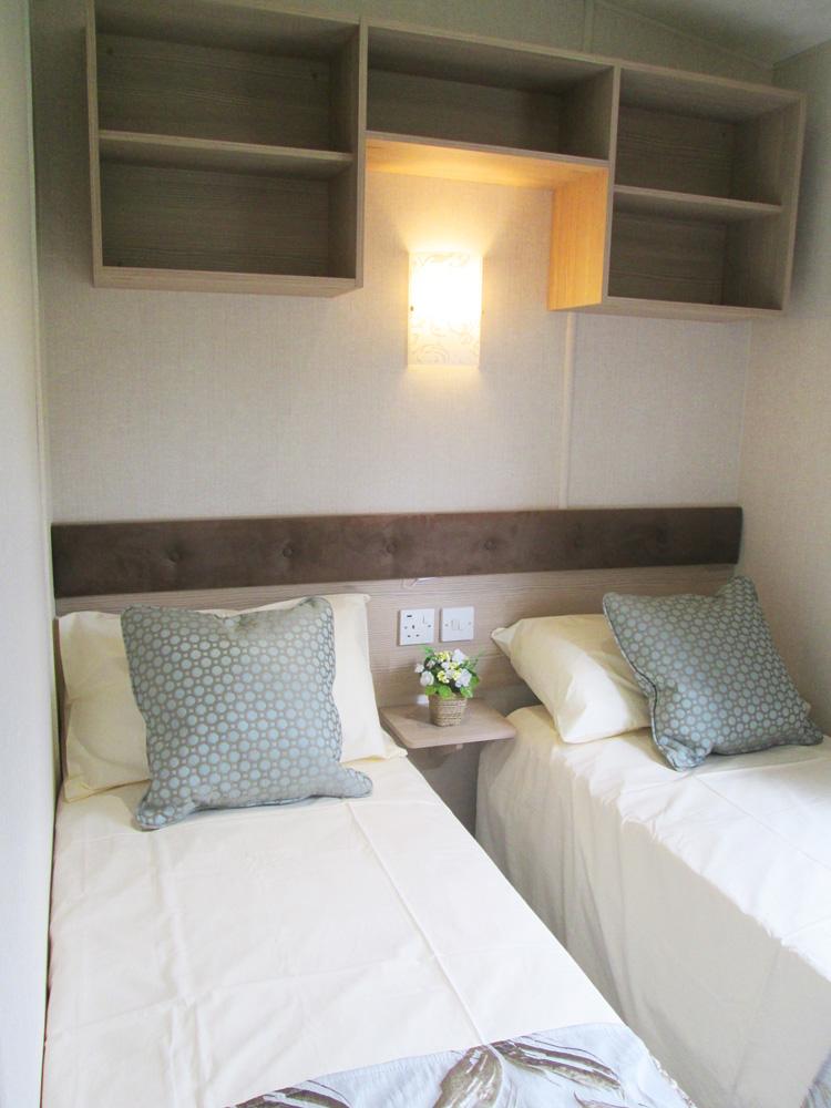 Victory Torino Twin Bedroom