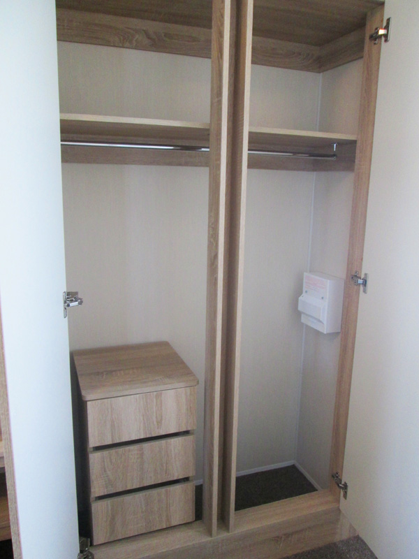 Willerby Lymington Double Wardrobes