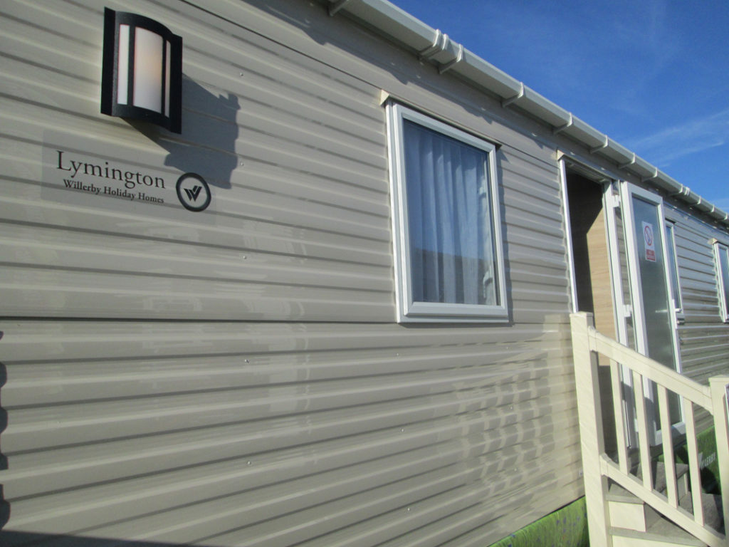 Willerby Lymington Ext Side Access