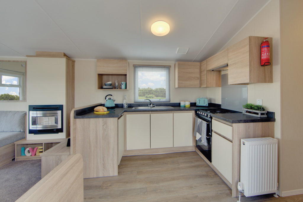 Willerby Lymington - Kitchen