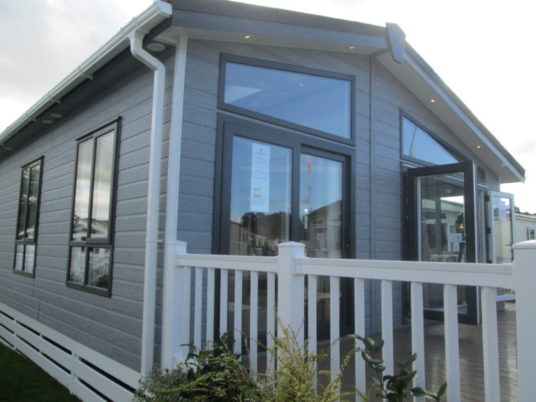 Pemberton Rivendale Lodge French Doors Front Elev