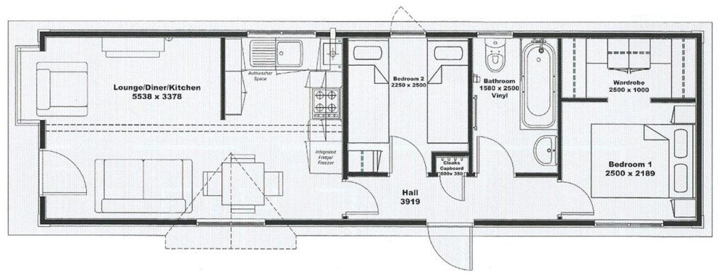 Tingdene Hayden Floor Plan
