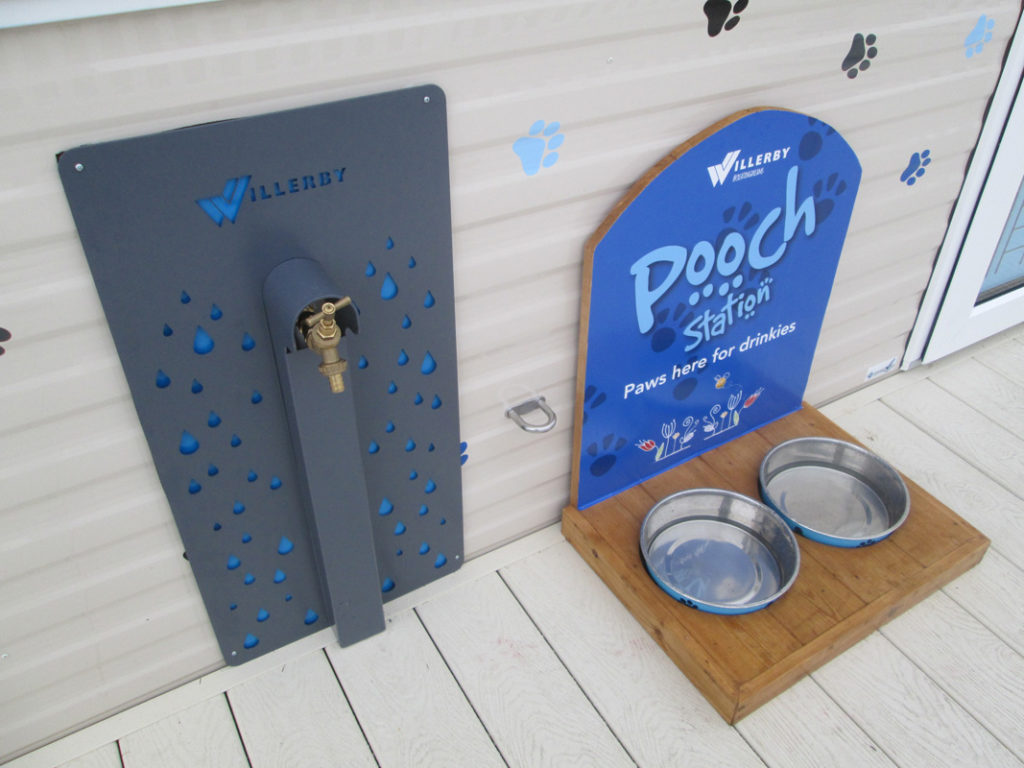 Willerby Lymington Bowls and Tap