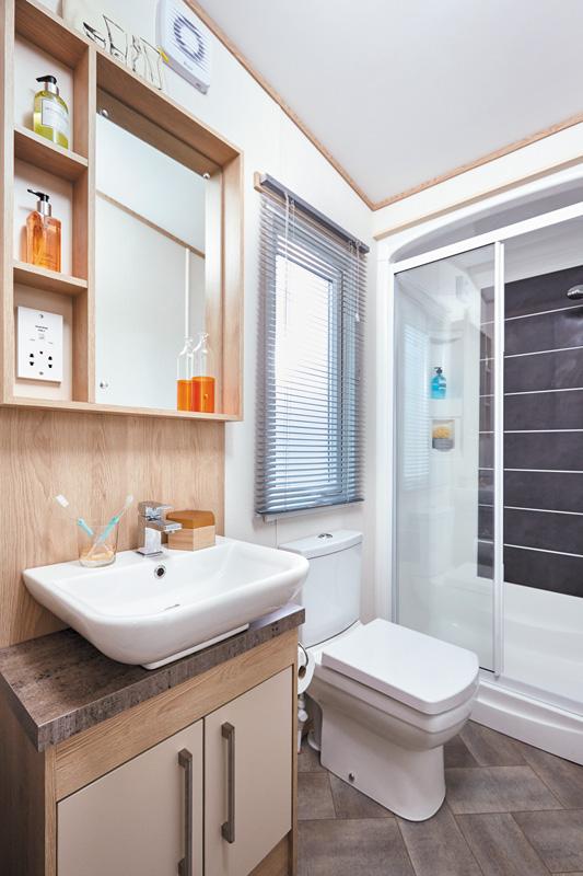 ABI Malham En Suite Shower