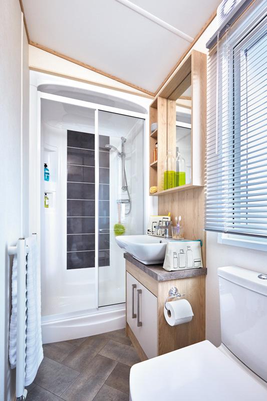 ABI Malham Family Shower Room