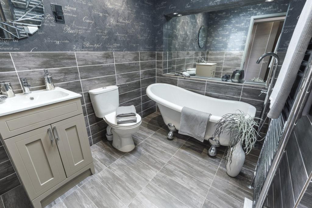 Tingdene Kudos Bathroom With Bath Etc