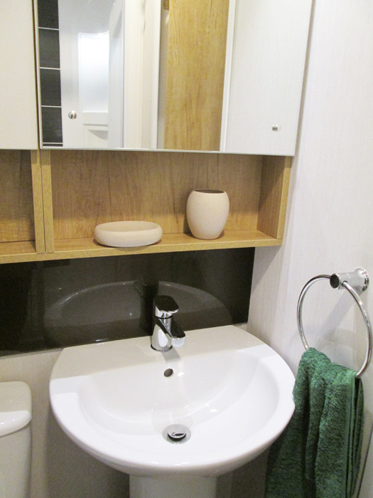 Swift Biarritz Handbasin & Cabinets